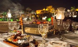 139 Grill: Seductive Fine Dining Under the Pyramids