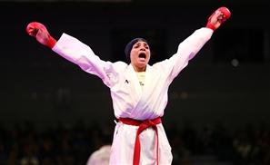 Egyptian Women Crowned World Karate Champions
