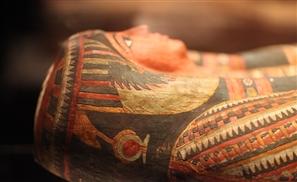 Ancient Mummy Found Wearing Dazzling Jewellery