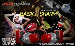 Exclusive: Back 2 Basics To Take Over Pacha Sharm for NYE