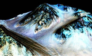 NASA Officially Announces They Found Water On Mars. Is Life Next?