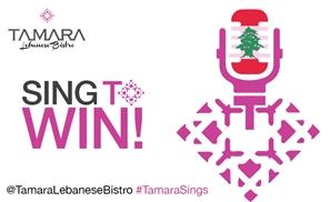 Tamara: Sing For a Taste of Beirut