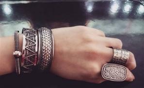 Ayah Shaffik Jewellery: Silver Stunners