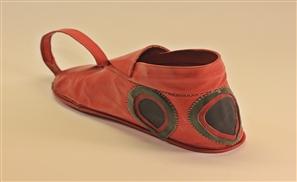 Walking in Tutankhamen's Shoes