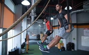 Getting Pumped: Mourad Gaber & Hassan Gabr