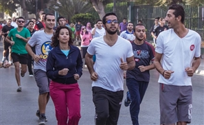 Cairo Runners Are Running For A Cause