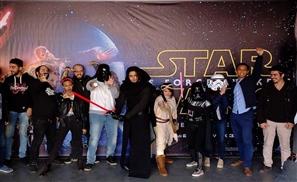 *SPOILER ALERT* Star Wars Episode VII: The Force Awakens Review