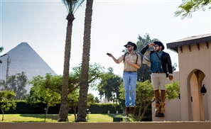 #FindingKhufu: A Great Pyramid Adventure