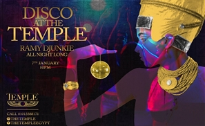 The Temple is Bringing Disco Back!