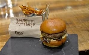 Ravish: Burger Decadence In Abundance