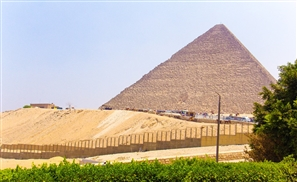Video: Three Men Arrested For Selling Pieces of the Pyramid