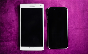 The Next Wave Of Smartphones: Tiny iPhones And Giant Samsungs