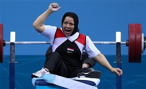 43-Year-Old Egyptian Weightlifter Fatma Omar Becomes The Number One World Champion
