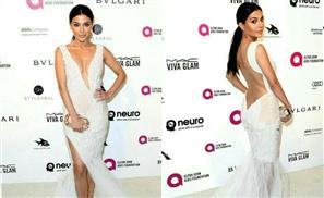 Egyptian Designer Temraza Takes Local Fashion To The Oscars