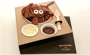 Scoop Up Some Adorable Tastiness At Egypt's First Eyescream and Friends Ice Cream Parlour