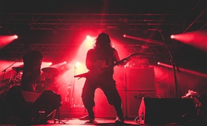 Sepultura's Andreas Kisser And Nader Sadek On Finally Breaking Barriers In Egypt's Metal Scene