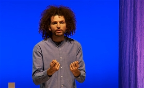 Omar Samra's TEDx Talk Has the Nation Crying for Days