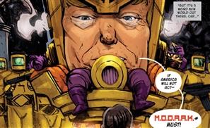 Marvel Comics Makes America Great Again With Trump Super Villain