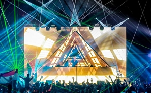 Aly & Fila to Perform at the Karnak Temple