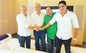 Amr Adib Signs With Abou Hashima's ONtv