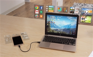 The Superbook Turns Your Phone Into A Laptop