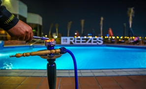 Gorgeous New Nile-Side Lounge 'Breezes' Opens at Cairo's Ramses Hilton