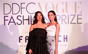 Egyptian Designers Behind Okhtein Win Vogue Fashion Prize and Instagram Goes Crazy