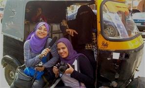 Raise Your Voice: Free Documentary Filmmaking Workshop for Women in Egypt