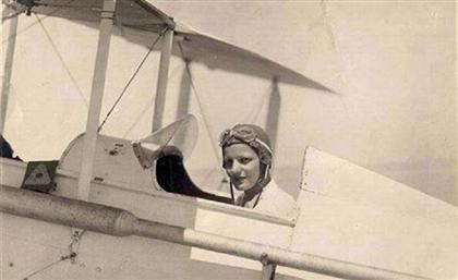 Google Features Egyptian Pilot Lotfia ElNadi in International Women's Day Doodle