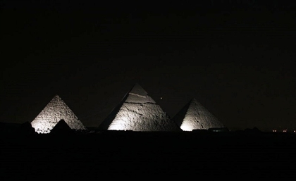 Egypt's Iconic Heritage Sites Turn Off Their Lights for Earth Hour