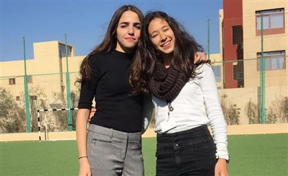 These Two 17-Year-Old Egyptian Girls Just Kick-started TedxYouth at Their School