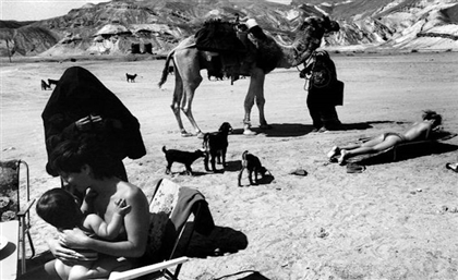 These 7 Vintage Photos of Sinai Illustrate Why It's the World's Coolest Hippie Destination