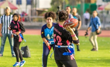 Calling All Women! American Football Tryouts Kick Off This Saturday for Cairo Warriors