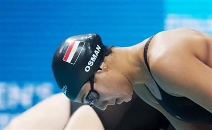 Farida Osman Wins Egypt's First Ever Medal at FINA Swimming World Championship