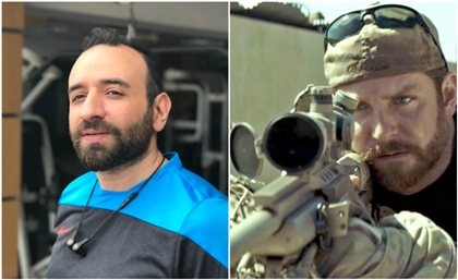 'Iraqi Sniper' is Amr Salama's Upcoming Project, an Anti-War Response to 'American Sniper'