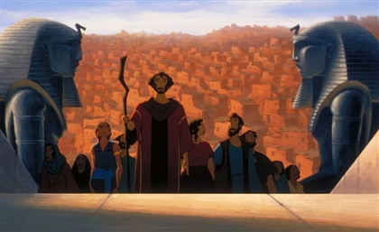The Prince of Egypt is Now About to Enter Musical Theatre History