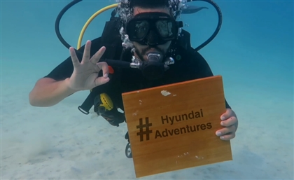 Video: Hyundai Teams Up with Egyptian Adventurer to Change the Way We Travel