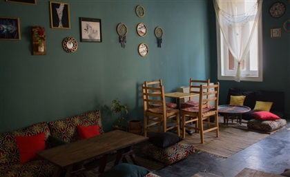 This is Heliopolis' Newest Spot, A Self-Serve Hippie Haven