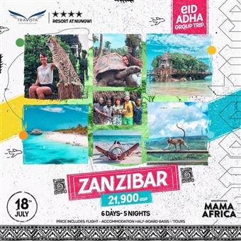 Zanzibar Group Trip